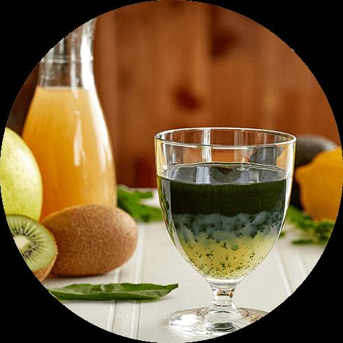 タベルモ レシピ ジュース